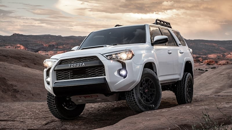 2020 Toyota 4runner First Drive Review Still Ruggedly
