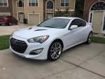 Genesis Coupe Ultimate